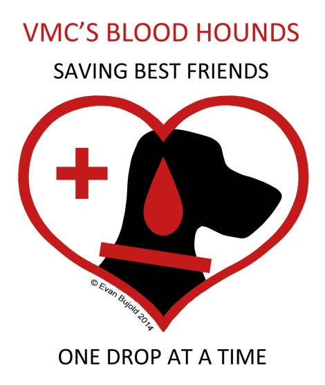 VMC's Blood Hounds Canine Blood Donor Program